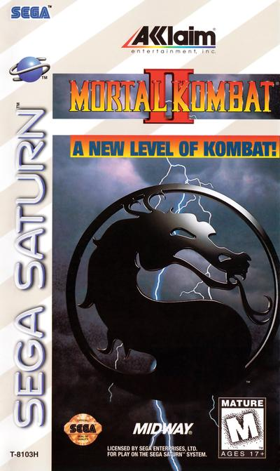 Mortal kombat ii (usa)